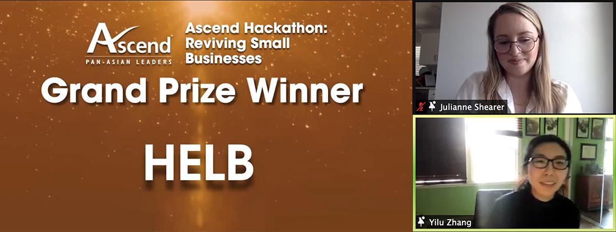 Grand Prize Winner HELB